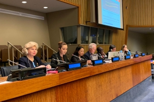 Statement by High Commissioner at the 10th Session of the Open-ended Working Group on Ageing established by the UN General Assembly