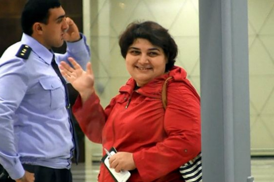 Azerbaijan journalist Khadija Ismayilova jailed in Baku