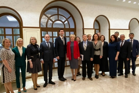 Office of Federal Ombudsman Сonducts an Internship for Regional Commissioner