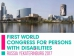 Ekaterinburg will host the First World Congress for Persons with Disabilities