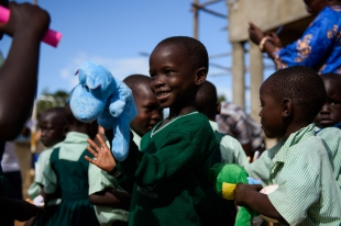 UNICEF and partner agencies in South Sudan help reunite 5,000 children with families