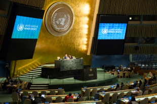 UN marked fiftieth anniversary of key human rights covenants