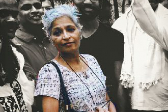 Gauri Lankesh: Indian journalist shot dead in Bangalore