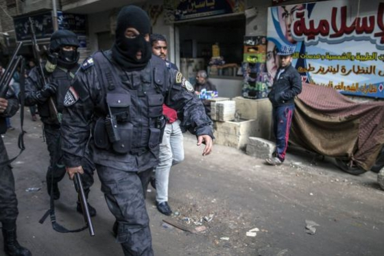Amnesty International: Hundreds forcibly disappeared in Egypt crackdown
