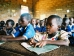 Aid to education falls for the sixth consecutive year
