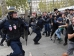 France: Labour law protesters clash with Paris police