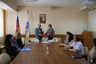 Agreement with Social Insurance Fund signed in Kaluga Region