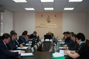 Right to work for convicts was discussed In Nizhny Novgorod Region