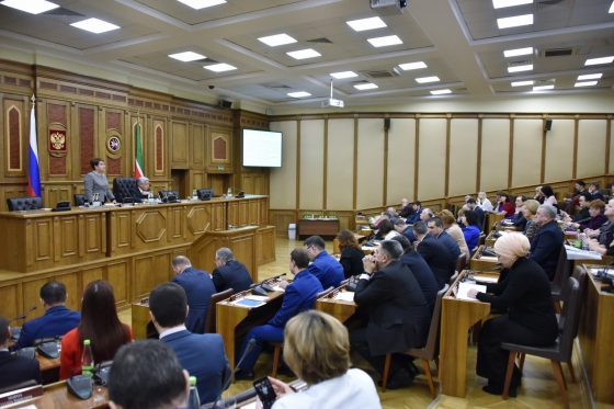 Meeting of public assistants of regional Commissioner took place in Tatarstan