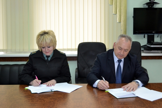Agreement with Federal Bailiff Service signed in Bryansk Region