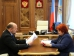 Arkhangelsk Commissioner's report presented to Governor of Arkhangelsk Region