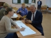 Commissioner in Yaroslavl Region oversees voting process