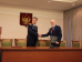 An agreement on cooperation with the Investigation Department signed in the Leningrad Region