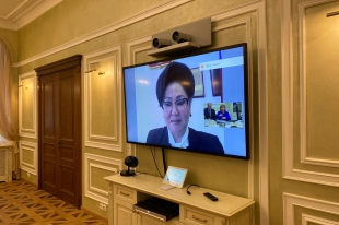 Tatiana Moskalkova met with Commissioner for Human Rights in the Republic of Sakha (Yakutia) via videoconference