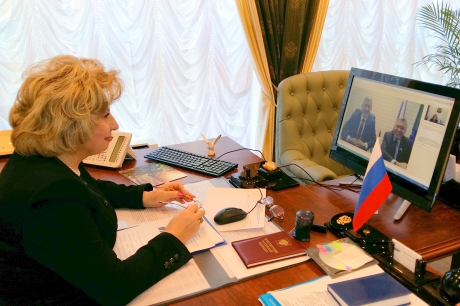High Commissioner approved candidature to post of Commissioner for Human Rights in Khabarovsk Territory