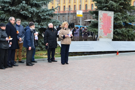 "Tatiana Moskalkova participated in ""Returning the Names"" event"