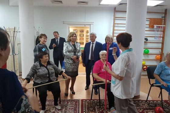 High Commissioner held citizens' reception in Khabarovsk