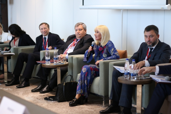 "Conference ""Taking action to improve women's participation in public and political decision making"" held in Sochi"
