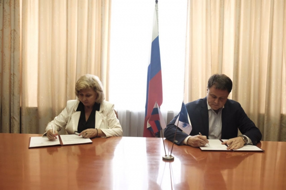 Tatiana Moskalkova signed an agreement with the Association of Lawyers of Russia