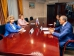 Meeting of High Commissioner with Governor of Saratov Region