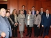 Meeting with President of Conference of INGOs of Council of Europe Anna Rurka