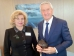 High Commissioner met with Secretary General of Council of Europe Thorbjørn Jagland