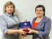 Institute of CIS countries awarded Tatiana Moskalkova with Badge of Honour For Academic Research and Support of Compatriots